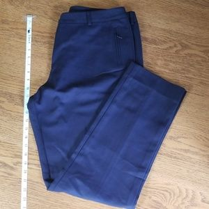 Carlisle black dress pants